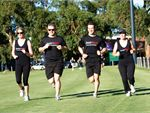 BodySharp Group Personal Training Malvern East Outdoor Fitness FitnessOutdoor group fitness training