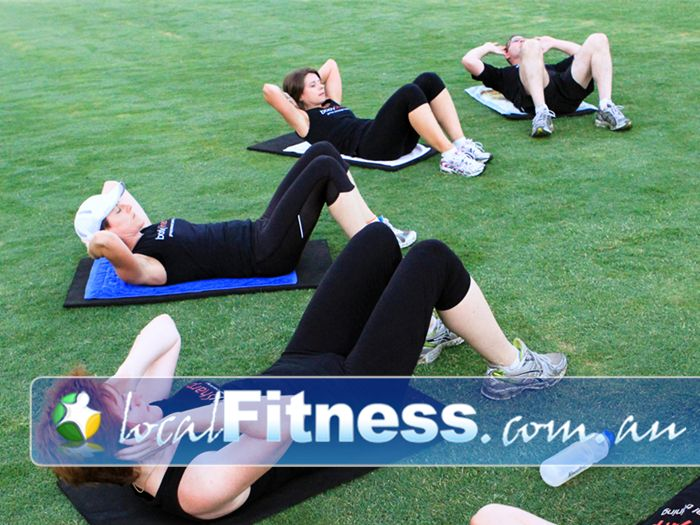BodySharp Group Personal Training Gym Camberwell  | Enjoy the outdoor atmosphere at BodySharp Group Fitness