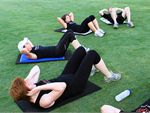 BodySharp Group Personal Training Malvern East Outdoor Fitness FitnessEnjoy the outdoor atmosphere at