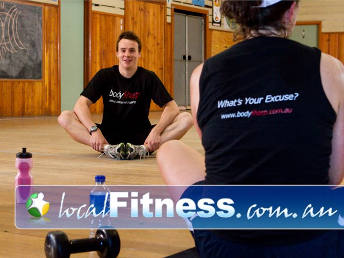 BodySharp Group Personal Training Glen Iris Outdoor Fitness Fitness Qualified and knowledgeable