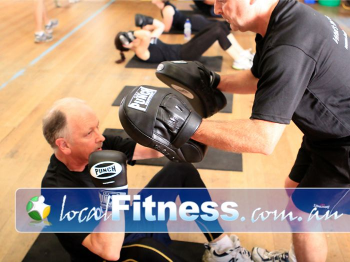 BodySharp Group Personal Training Camberwell Mobile personal training indoors in winter, outdoors in summer.