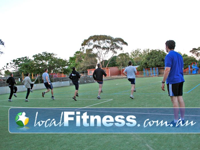 BodySharp Group Personal Training Canterbury Outdoor Fitness Fitness The popular BodySharp Blokes