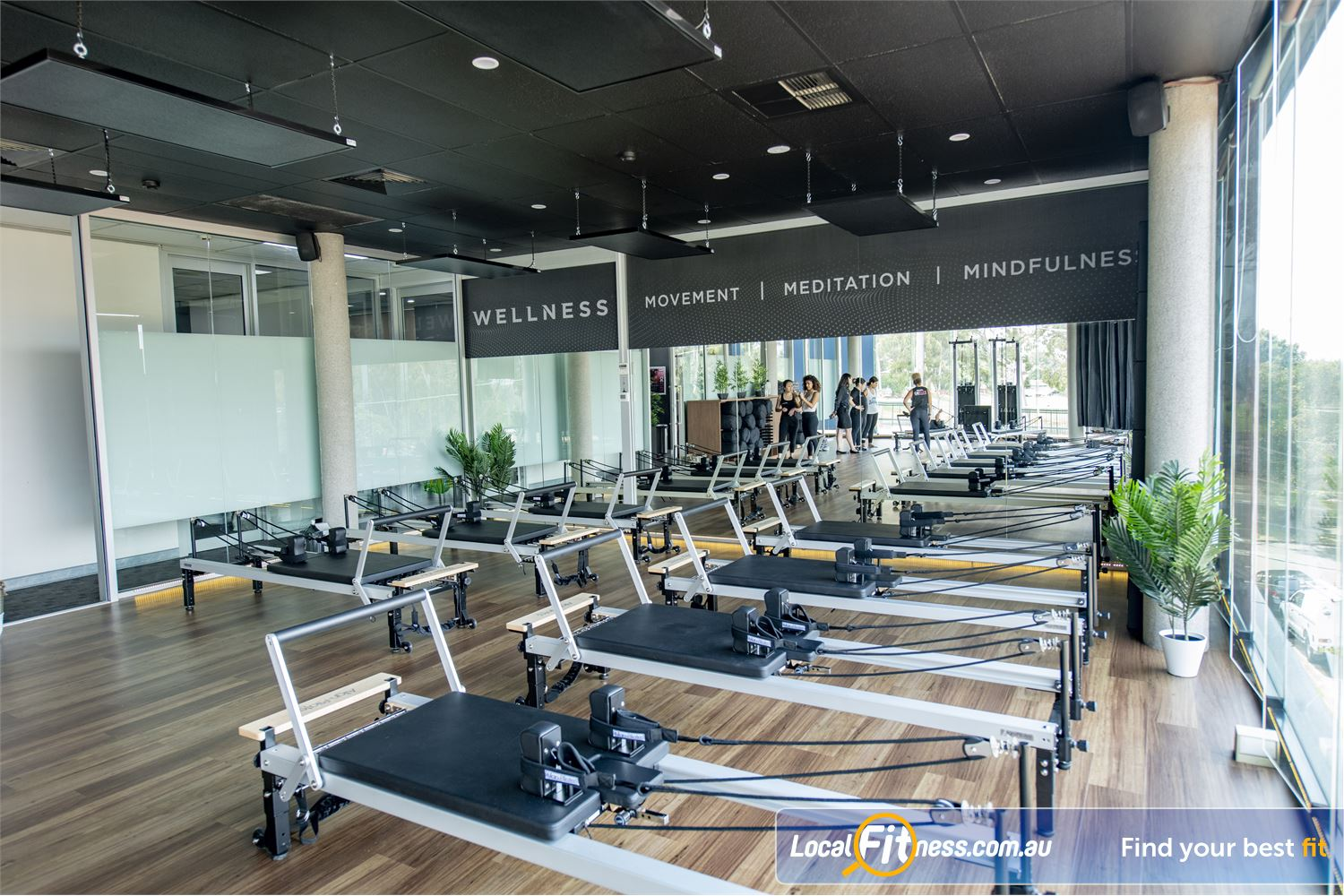 Fernwood Fitness Beverly Hills Our exclusive dedicated Beverly Hills Reformer Pilates studio.