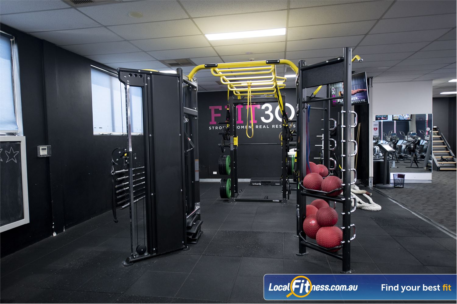 Fernwood Fitness Near Narwee Fernwood FIIT30 in Beverly Hills is our Functional Intense Interval Training classes.