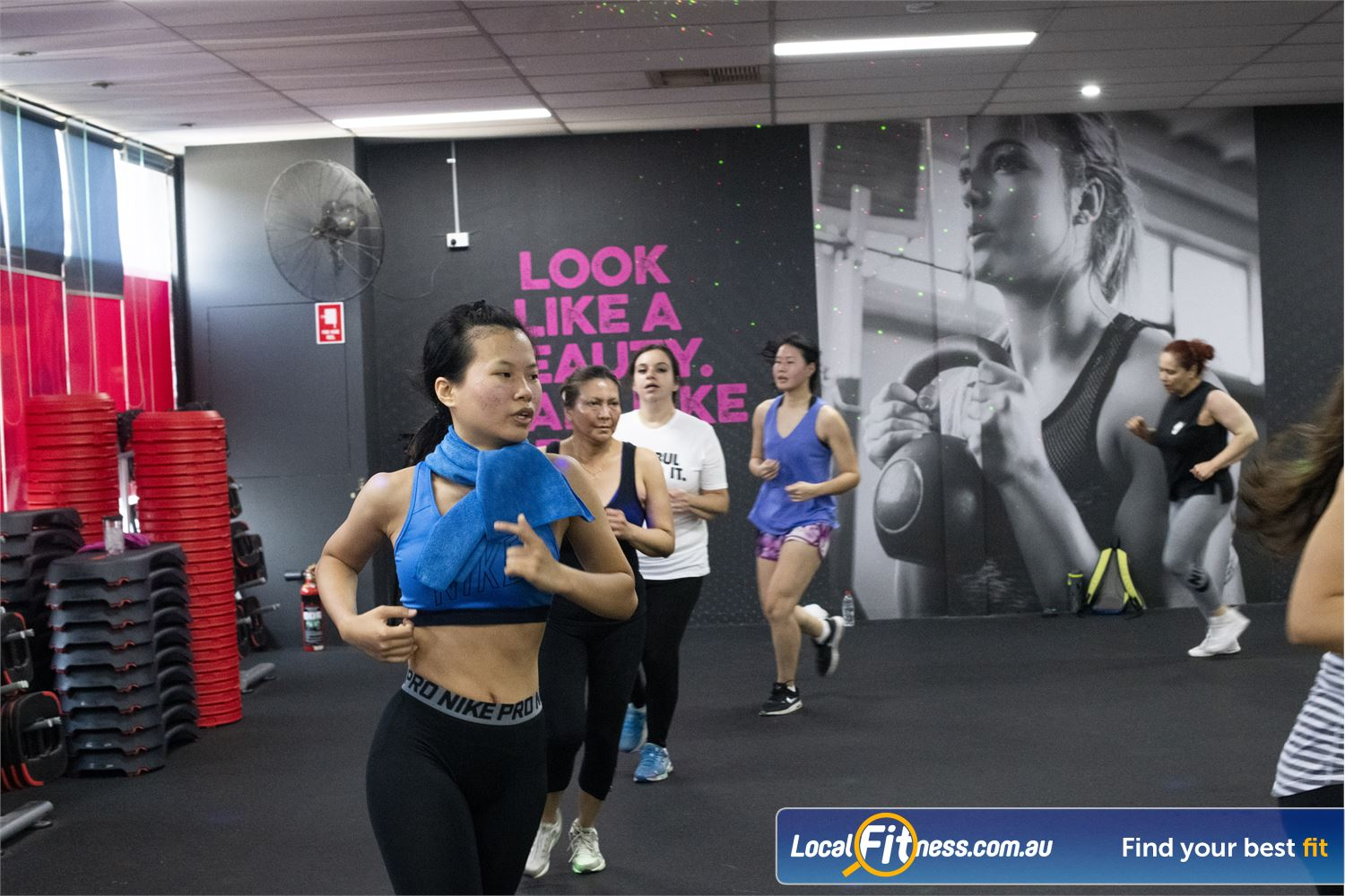 Fernwood Fitness Near Hurstville Get a functional cardio workout with our Beverly Hills HIIT classes.