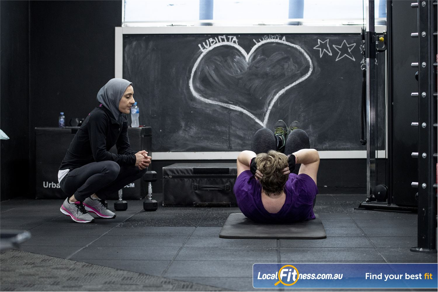 Fernwood Fitness Beverly Hills Fernwood Beverly Hills personal training is designed to give women the best results.