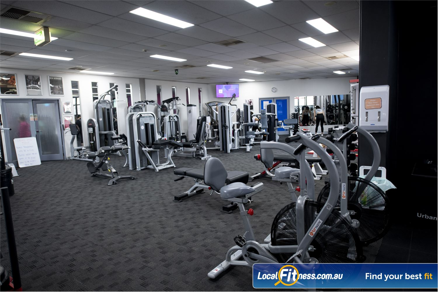 Fernwood Fitness Near Hurstville At Fernwood Beverly Hills gym, we are dedicated to creating strong and healthier women.