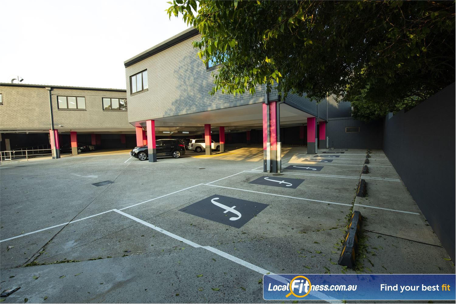 Fernwood Fitness Beverly Hills It's like having valet parking at Fernwood Beverly Hills.