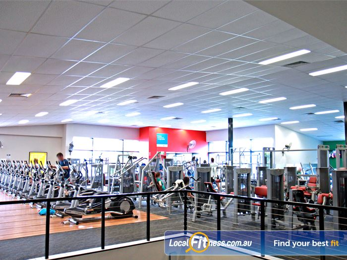Goodlife Health Clubs Gym Mount Gravatt  | Our Goodlife Holland Park gym is a 2