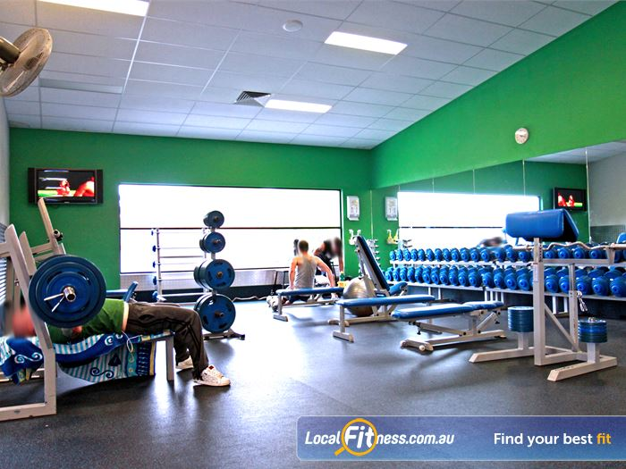 Goodlife Health Clubs Gym Fortitude Valley  | Our Holland Park gym includes a comprehensive range