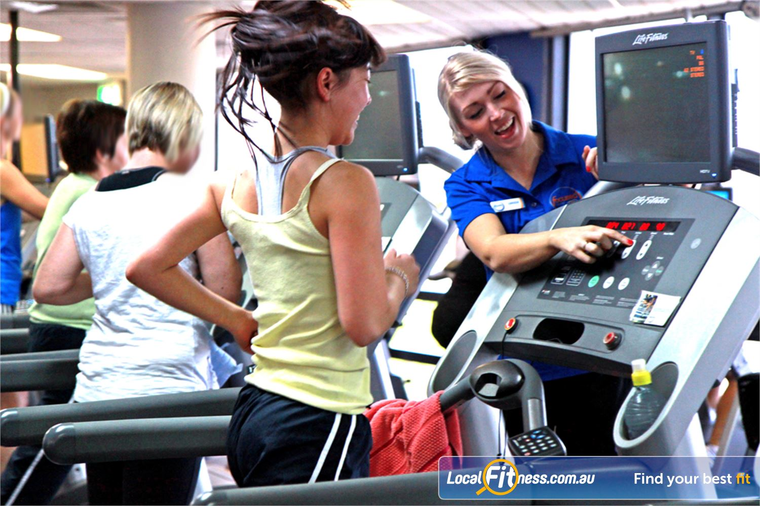 Goodlife Health Clubs Holland Park Our Holland Park personal training is just that...personalised to you!