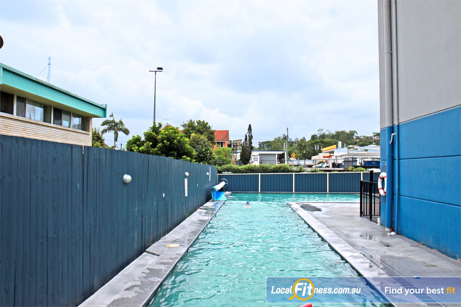 Goodlife Health Clubs Near Mount Gravatt Enjoy lap swimming in our Holland Park swimming pool.