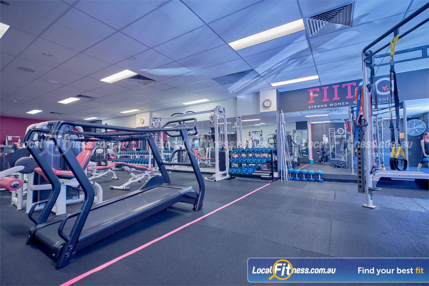 Fernwood Fitness St Kilda Welcome to Fernwood Fitness St Kilda women's gym.