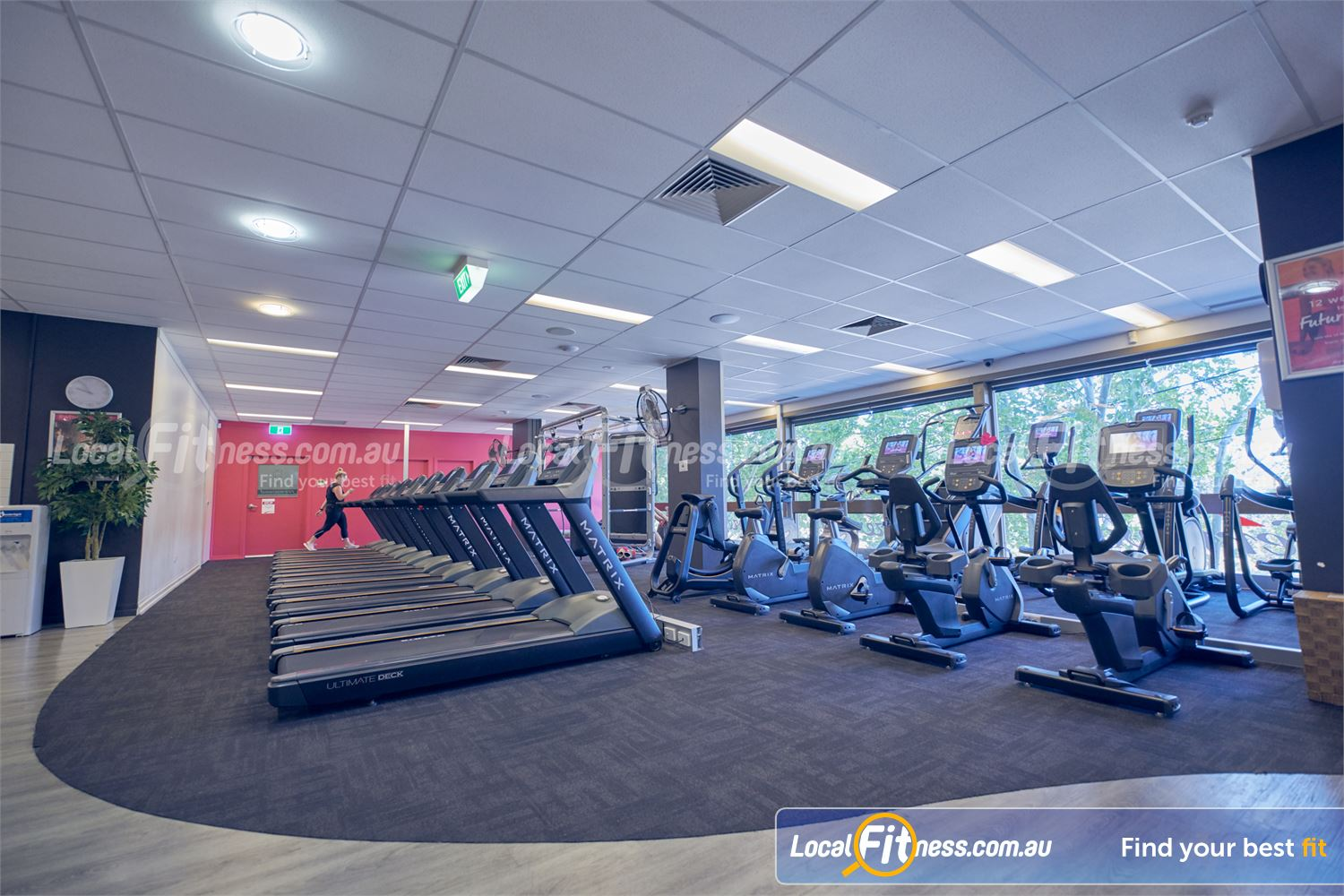 Fernwood Fitness St Kilda At Fernwood St Kilda, we provide 24-hour gym access to our cardio area.