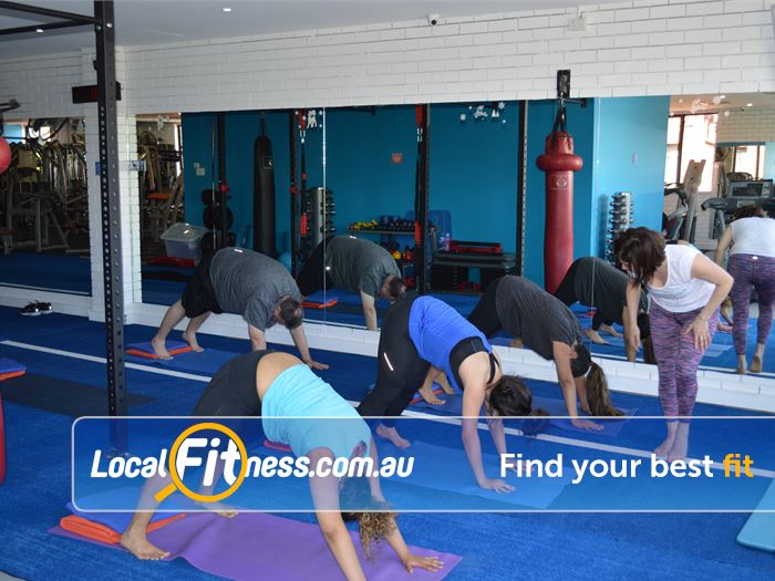Solstice Health & Fitness Gym Chadstone  | Enjoy our range of group classes inc. Oakleigh