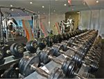 Solstice Health & Fitness Oakleigh Gym Fitness A full range of dumbbells up to