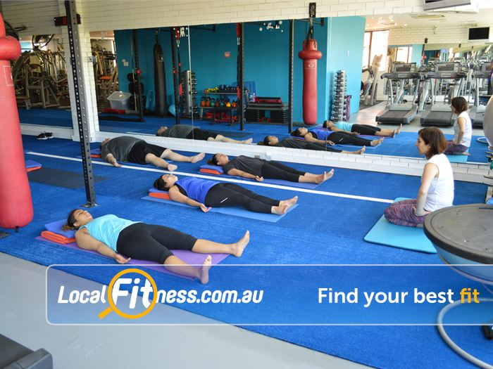Solstice Health & Fitness Oakleigh Gym Fitness Enjoy personal group fitness