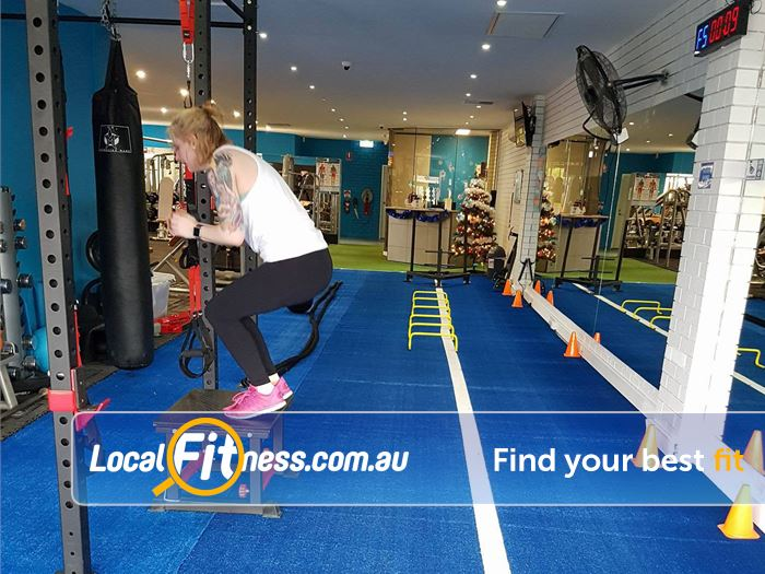 Solstice Health & Fitness Oakleigh Gym Fitness The spacious functional