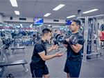 Goodlife Health Clubs Bulla Gym Fitness The fully equipped free-weights