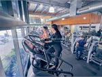 Goodlife Health Clubs Taylors Lakes Gym Fitness Rows of treadmills and state of