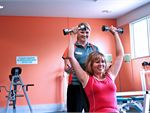 Wyndham Leisure & Events Centre Tarneit Gym Fitness Get involved with free-weights
