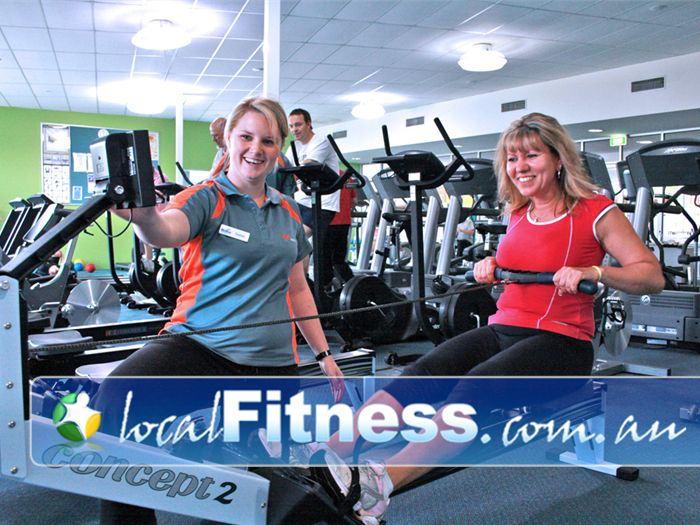 Wyndham Leisure & Events Centre Near Werribee Fully qualifed staff are always available to help you with your fitness.