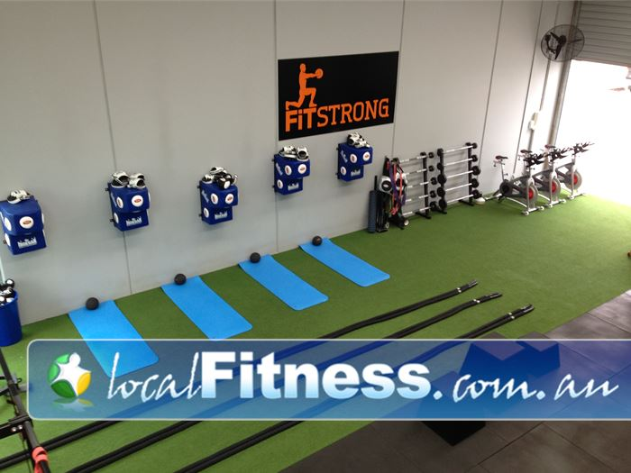 Fit Strong Training Gym Fawkner  | Fit Strong is a brand new Group Fitness