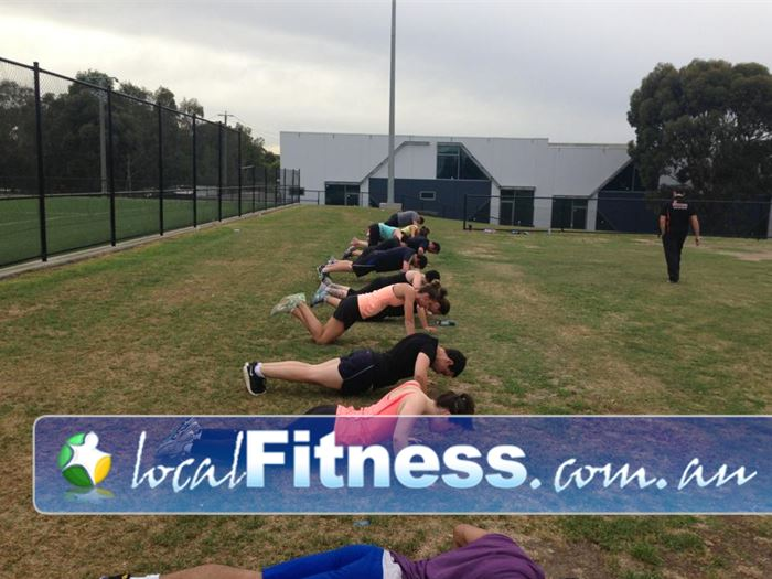 Fit Strong Group Session Melbourne - Our Fitstrong Group classes are based on high intensity functional