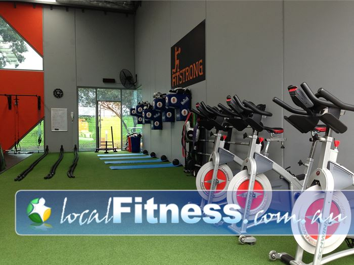 Fit Strong Training Gym Heidelberg  | We provide a fully equipped boutique training studio.