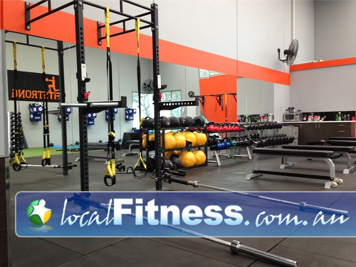 Fit Strong Training Preston Personal Training Studio Fitness Equipped for Crossfit,