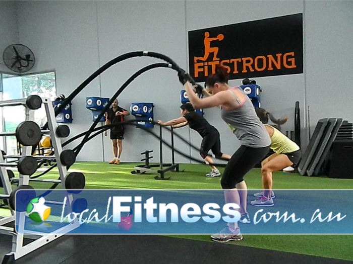 Fit Strong Training Alphington Personal Training Studio Fitness The latest equipment and the