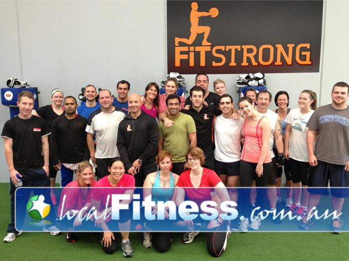 Fit Strong Training Fairfield Personal Training Studio Fitness Enjoy a fun and motivating way