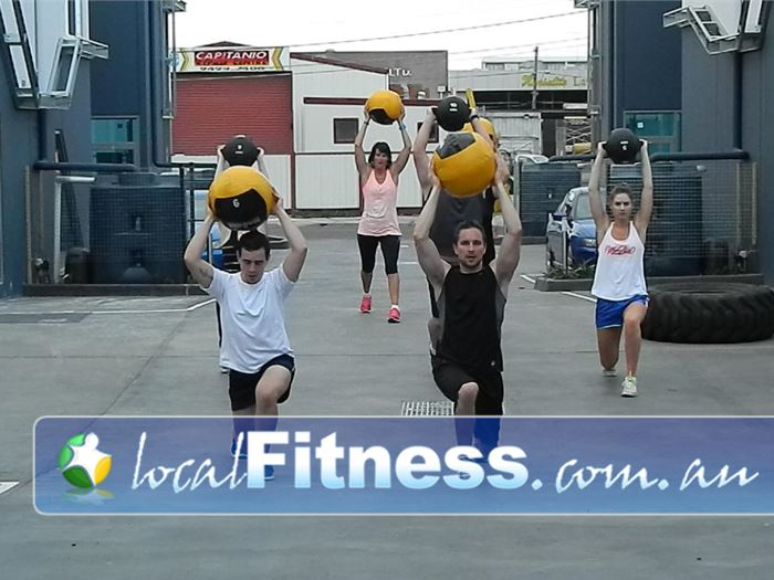 Fit Strong Training Thornbury Personal Training Studio Fitness Enjoy happier and fitter