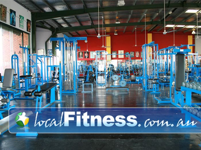 Doherty's Gym Gym Berwick  | You will never be bored, with plenty of