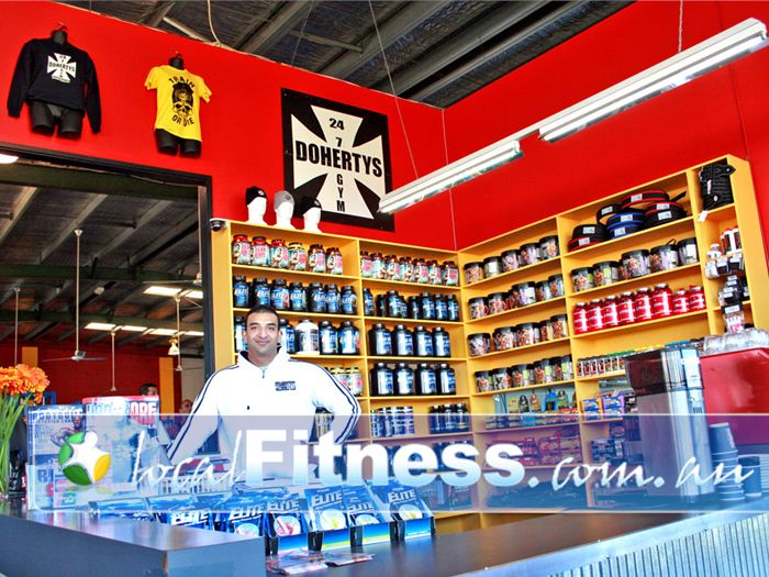Doherty's Gym Gym Sherbrooke  | Our friendly staff are always on hand to