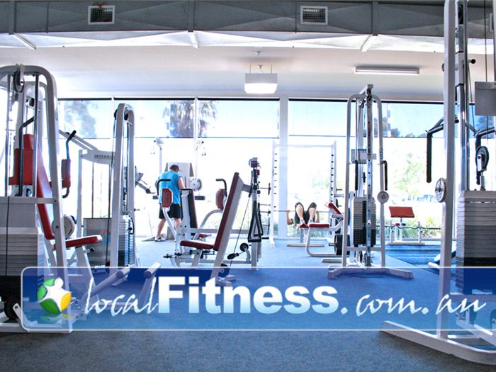 Melton Waves Leisure Centre Gym Caroline Springs  | Fully equipped health club at Melton Waves.
