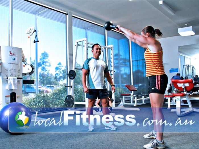 Melton Waves Leisure Centre Gym Sydenham  | A New You with maximum results personal training.