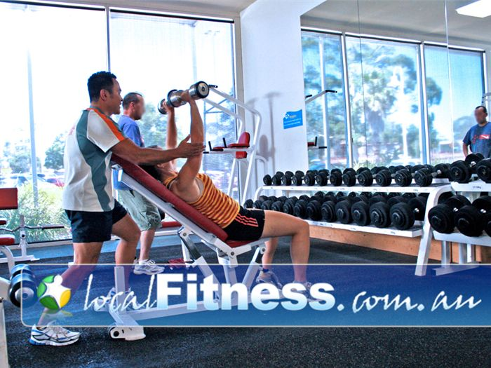 Melton Waves Leisure Centre Gym Sydenham  | Qualified and professional staff supervise our gym at