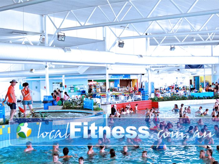 Melton Waves Leisure Centre Brookfield Gym Fitness The famous Wave pool for the