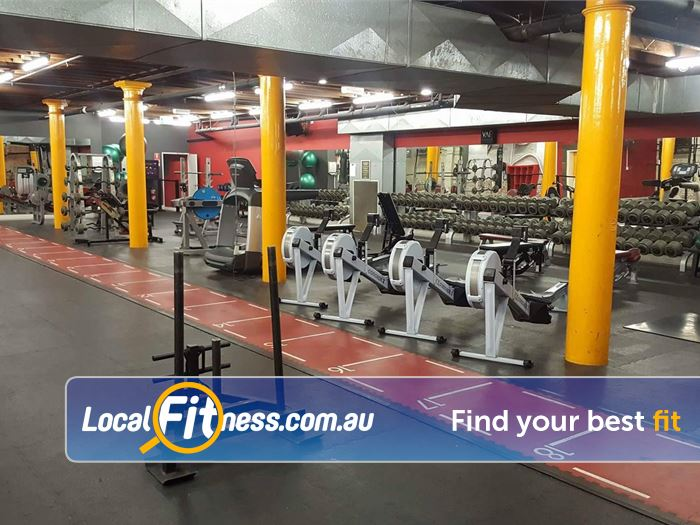 Your World Fitness Gym Prospect  | Welcome to our multi-level Adelaide gym.