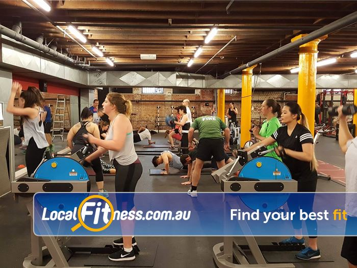 Your World Fitness Adelaide Twice the results in half the time with Basement FIT at Your World Fitness.