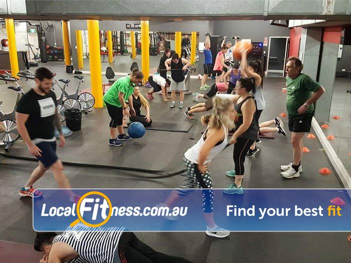Your World Fitness Near Parliament House A new era in results based fitness - Basement FIT at Your World Fitness.