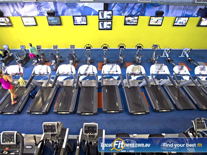 Goodlife Health Clubs Gym Adelaide  | Welcome the spacious Goodlife Payneham gym.