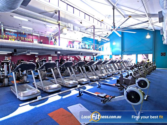 Goodlife Health Clubs Gym Hindmarsh  | Our Payneham gym features an extensive range of