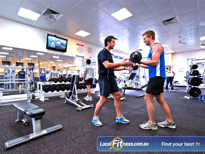Coburg Leisure Centre Gym Brunswick  | In our Coburg gym, we will help you