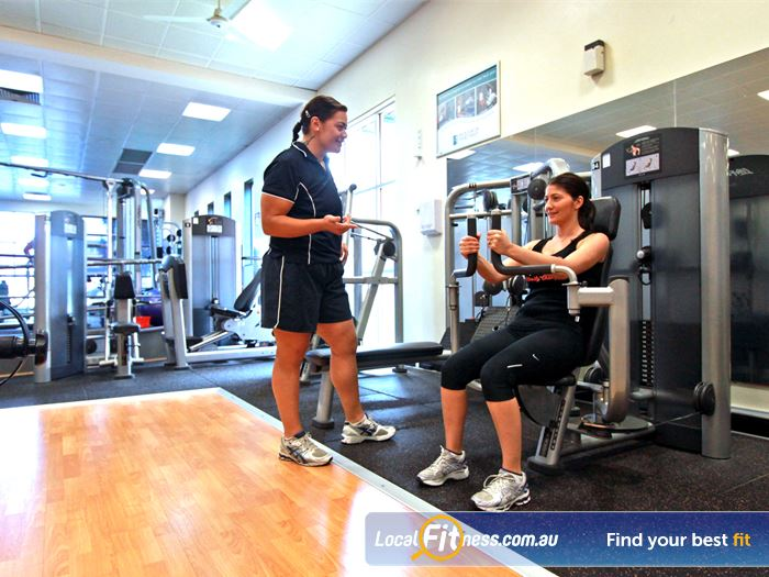 Coburg Leisure Centre Thornbury Gym Fitness Friendly Coburg gym staff are