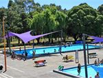 Enjoy city of Moreland swimming pools.