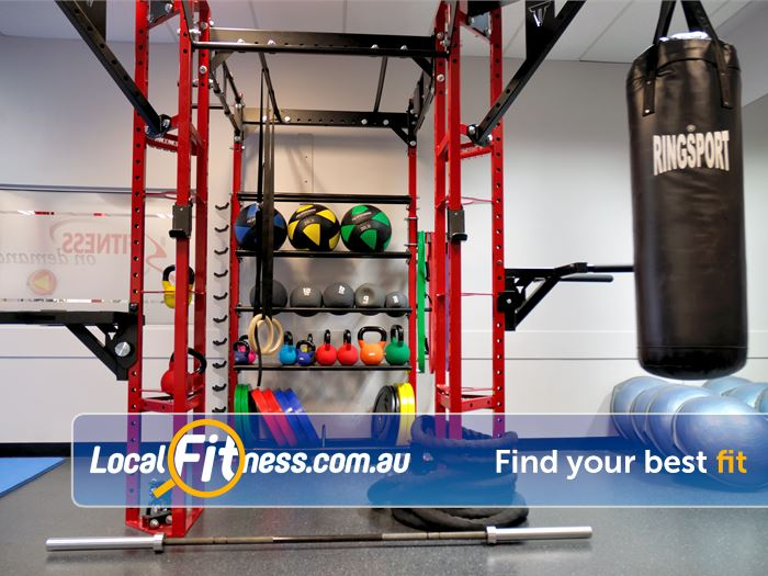 Snap Fitness Near Belmont Our Redcliffe HIIT gym is great for functional training.