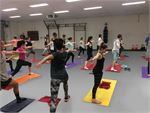 FREE classes inc. Redclifee Yoga, Boxing and more.