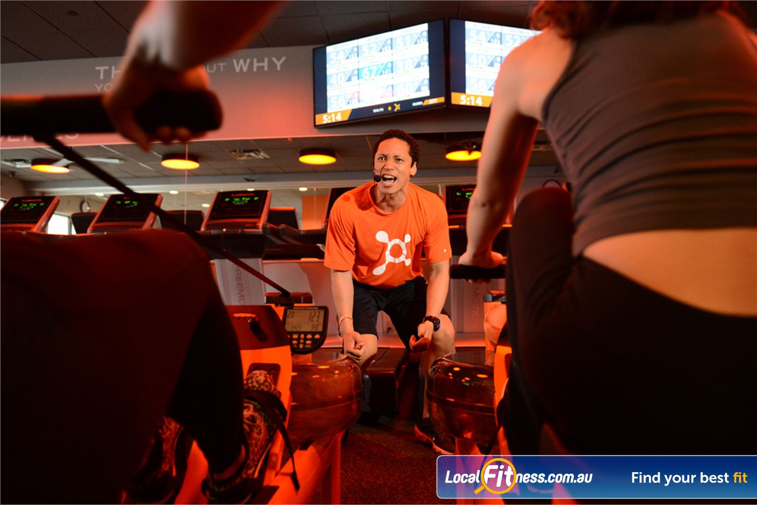 Orangetheory Fitness Near Windsor Our South Yarra gym classes cater for all ages and abilities.